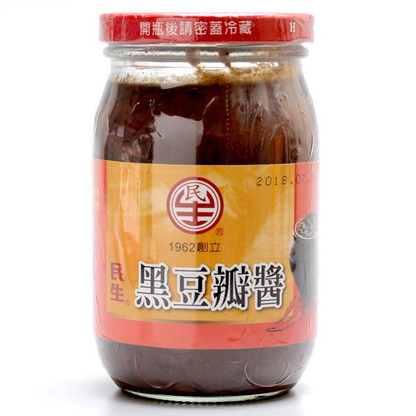 民生黑豆瓣醬-460g