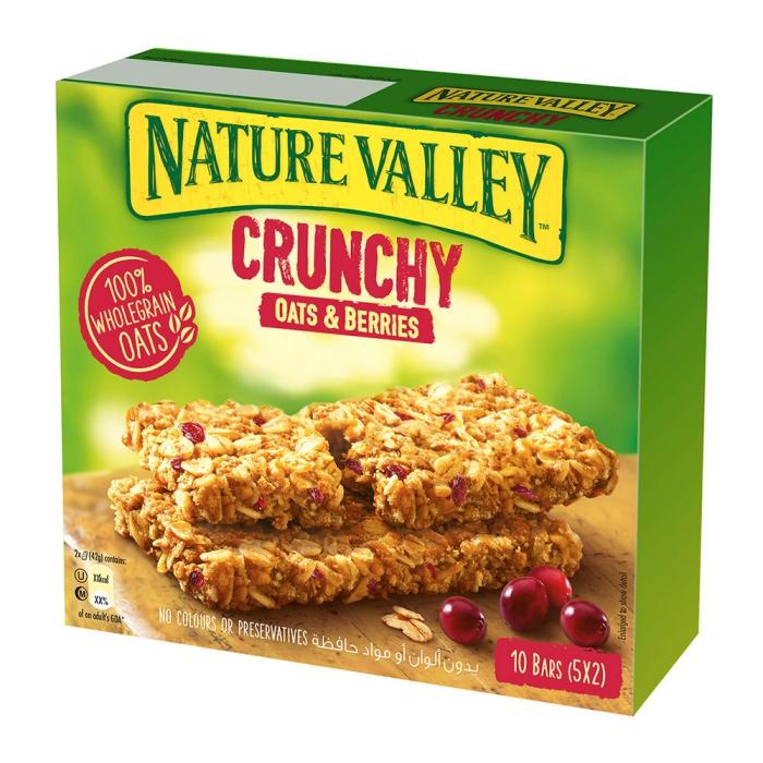 天然谷纖穀派-蔓越莓燕麥