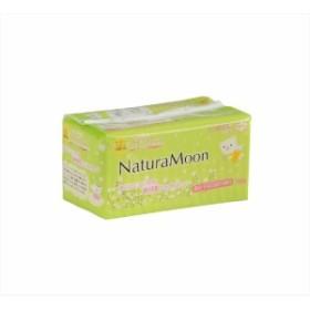 NaturaMoon(ナチュラムーン) NaturaMoon 生理用ナプキン 羽付き 多い日の昼用 コットン100%(1ケース24個入)