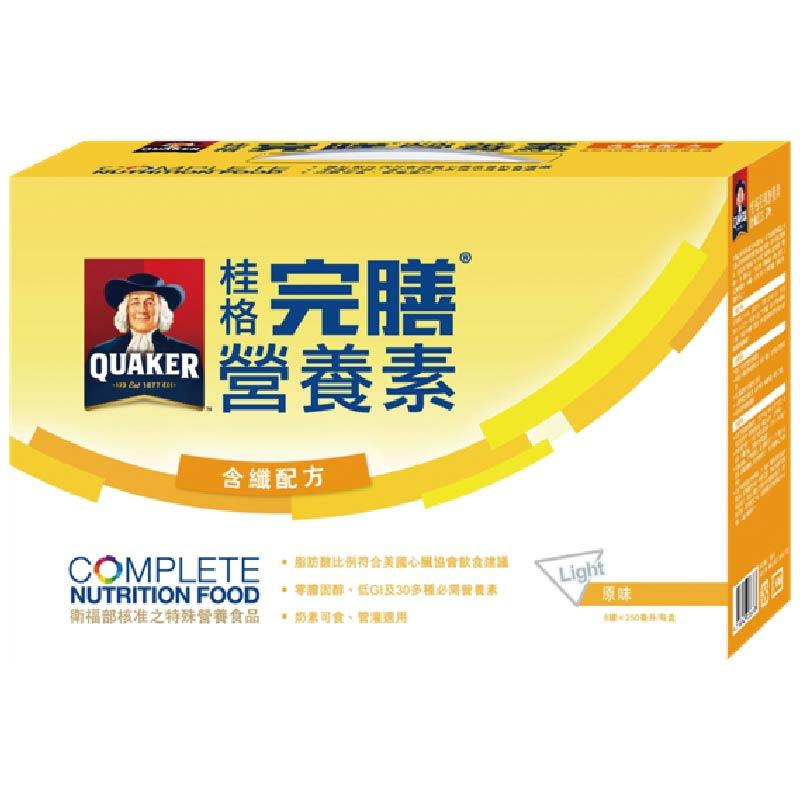 【保健食品】桂格完膳營養素_含纖原味