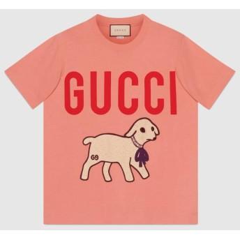 GUCCI ラム Tシャツ