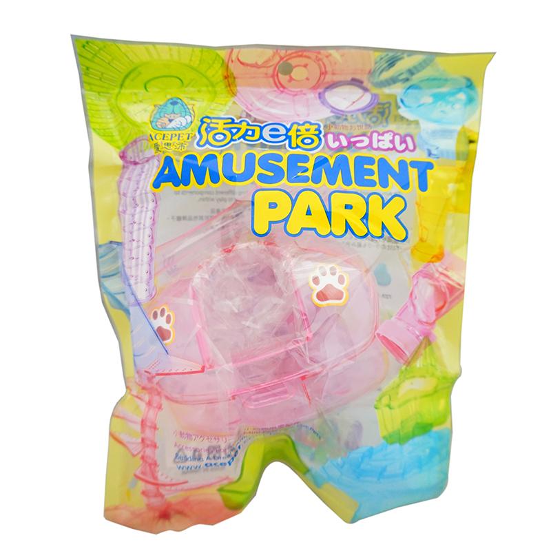 【寵物用品】鼠用方便盆-顏色隨機出貨