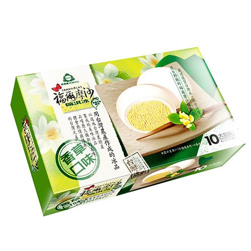 杜老爺福麻淇冰家庭號-香草
