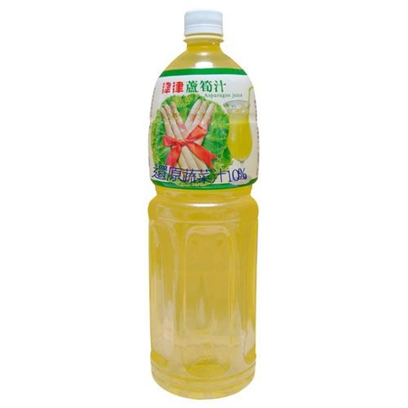 津津蘆筍汁Pet1500 ml