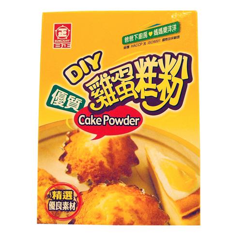 日正蛋糕粉300g