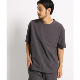 OPAQUE.CLIP / オペーク ドット クリップ 4wayクロス ポケットTシャツ