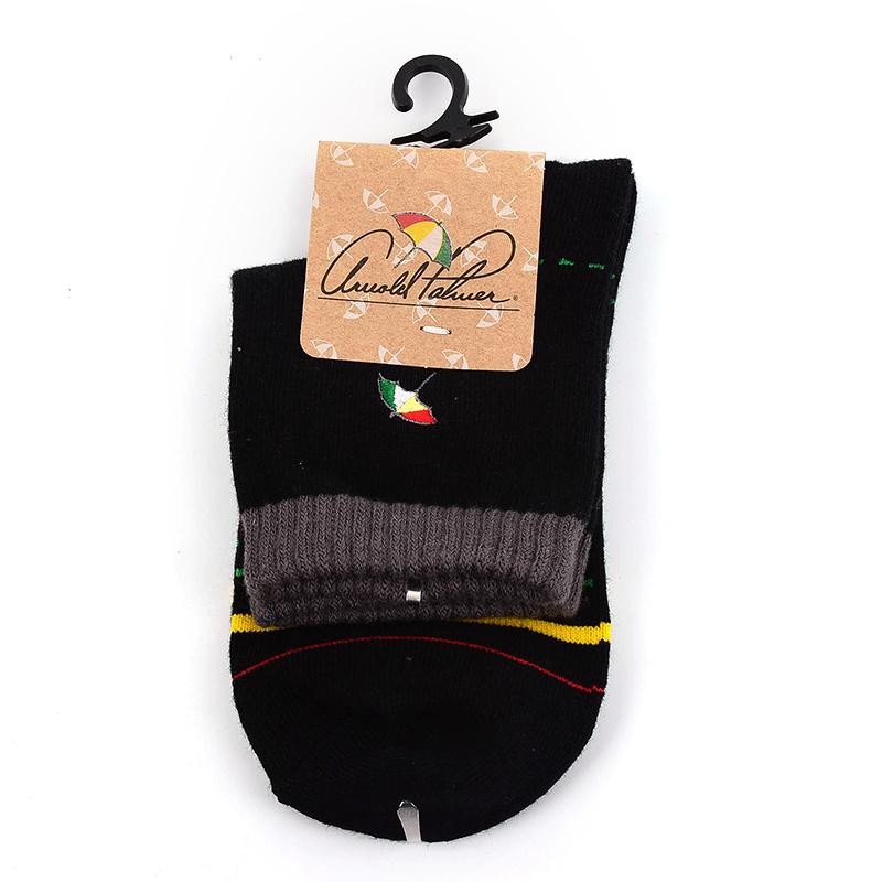雨傘刺繡童襪