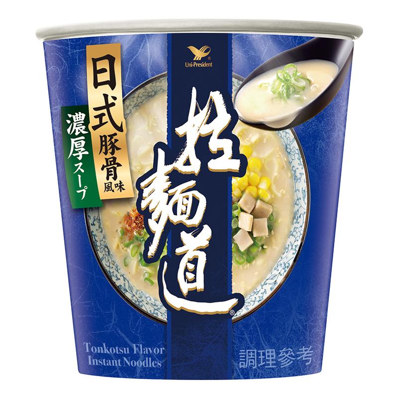 拉麵道-日式豚骨(杯)73gx3