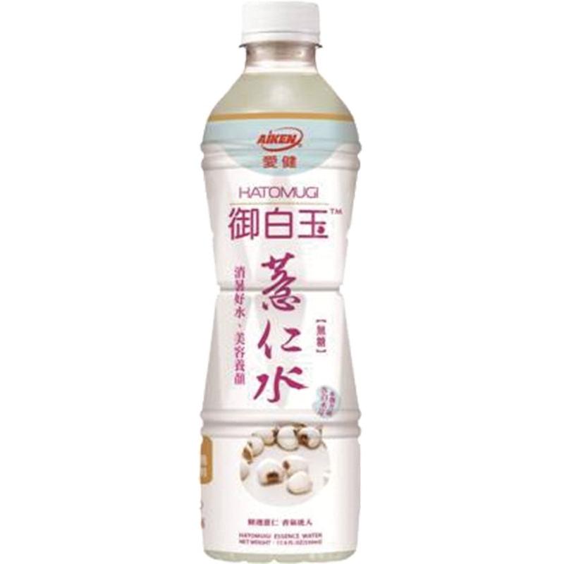 愛健御白玉薏仁水Pet530ml*24Bottle瓶
