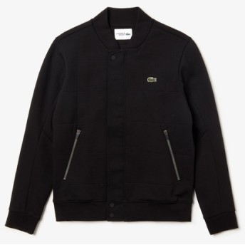 スウェットジップジャケット