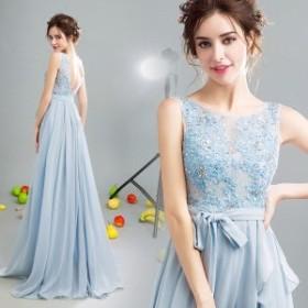 ロングドレス ドレス 発表會 結婚式 ウェディングドレス 二次會 ウエディング 花嫁ドレス ブライズメイド ドレス ブライダル