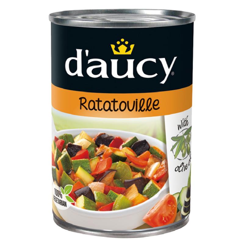 Daucy多蔬多蔬普羅旺斯燉菜罐-375g