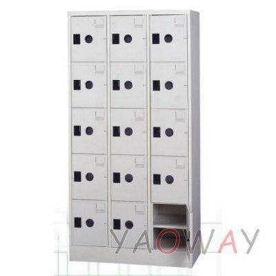 【耀偉】DAHFU大富 K多用途30格鞋櫃SY-K-305G