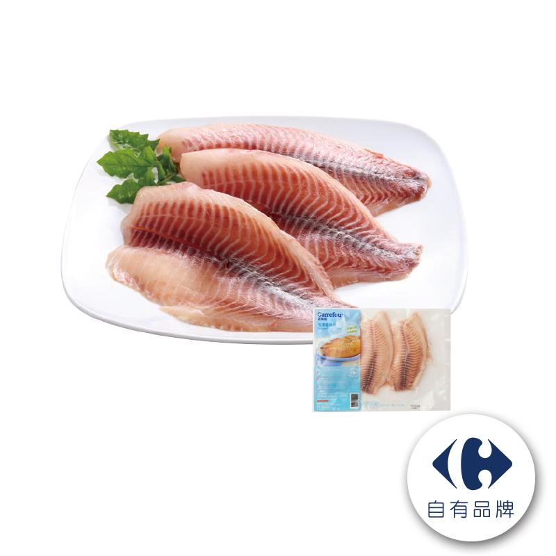 家樂福鯛魚片(每包淨重約480克)
