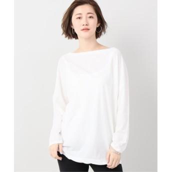 Plage ピースダイルーズロンTシャツ◆ ホワイト フリー