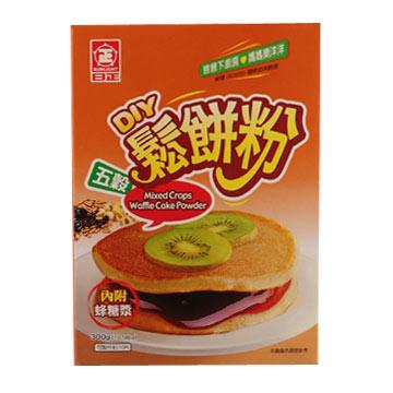 日正五榖鬆餅粉240g