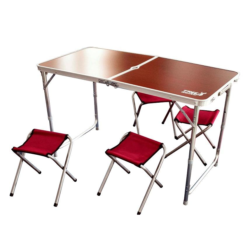 【露營用品】露遊聚休閒桌椅組