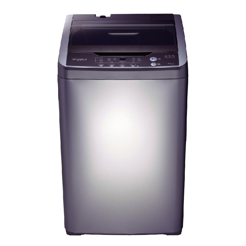 惠而浦WM07GN洗衣機-7 Kg公斤灰色