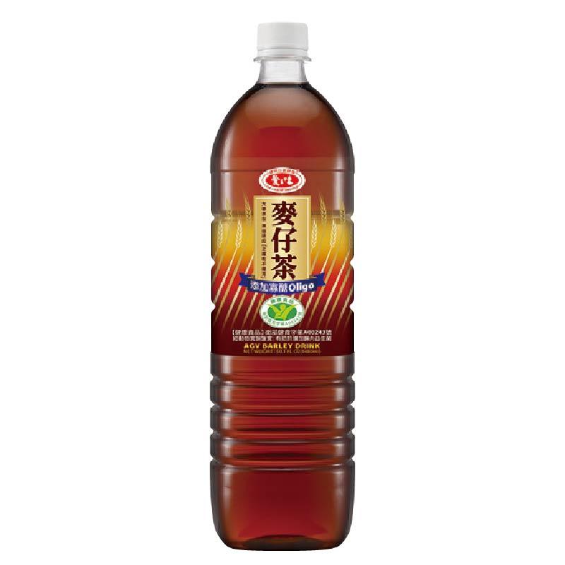 愛之味麥仔茶1480mlx12Bottle瓶
