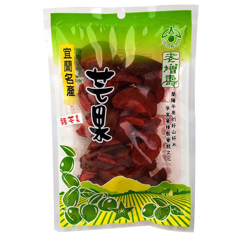 老增壽-辣芒果乾160g