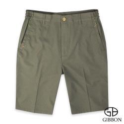 GIBBON 吸濕快乾輕量彈力短褲-二色