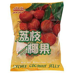 晶晶荔枝椰果