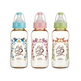imba小獅王辛巴桃樂絲PPSU標準葫蘆大奶瓶320ml (三色可挑) 252元