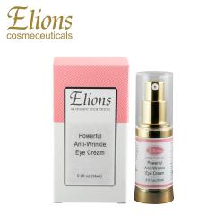 Elions 保濕抗皺眼霜 15ml (Powerful Anti-Wrinkle Eye Cream)