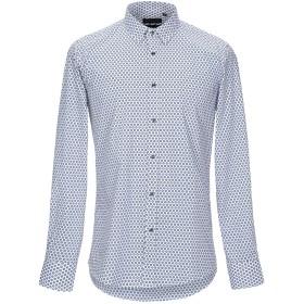 《期間限定 セール開催中》ANTONY MORATO メンズ シャツ ホワイト 54 コットン 100%