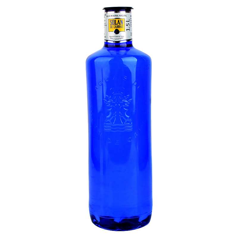 Solan西班牙神藍天然礦泉水Pet1500ml