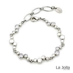 【La Jolla】璀璨愛戀 鈦鍺手鍊