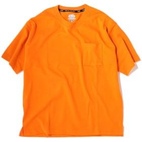 (シップス) SHIPS (0199)SU:FLUIT OF LM BOX SS T 112120956 Orange2 日本 S-(日本サイズS相当)