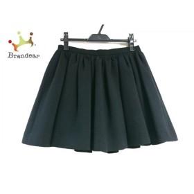ウィムガゼット whim gazette スカート サイズ38 M レディース 黒 新着 20190730