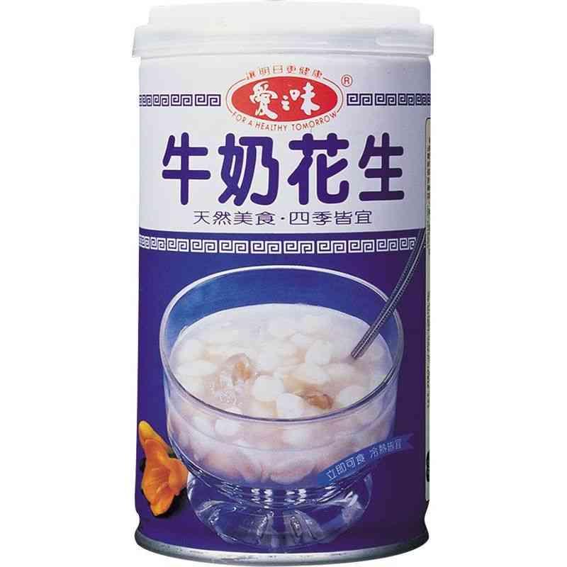愛之味牛奶花生-340gx24