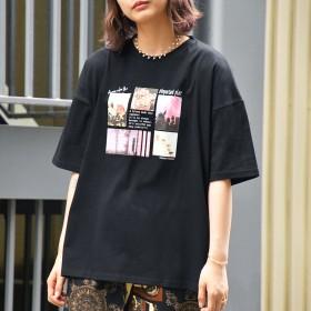 Tシャツ - AVOUT ME BYV 【BYV】アソートプリントTシャツ