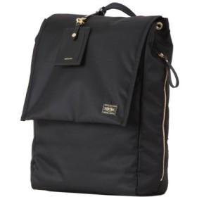 (Bag & Luggage SELECTION/カバンのセレクション)吉田カバン ポーター ポーターガール シア リュック レディース 大人 通勤 PORTER GIRL 871-05124/ユニセックス ブラック
