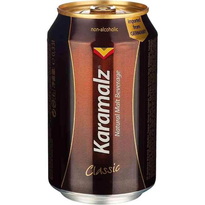 德國卡麥隆黑麥汁330ml