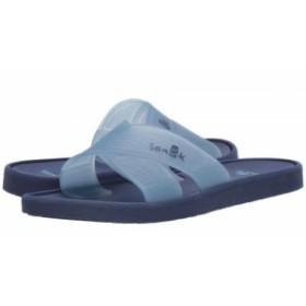 Sanuk サヌーク レディース 女性用 シューズ 靴 サンダル Beachwalker Slide TX Provincial Blue【送料無料】