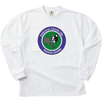 soccer junky サッカージャンキー 夢(ウィンブルドン)+1 ロングDryTEE TJ17504 ホワイト