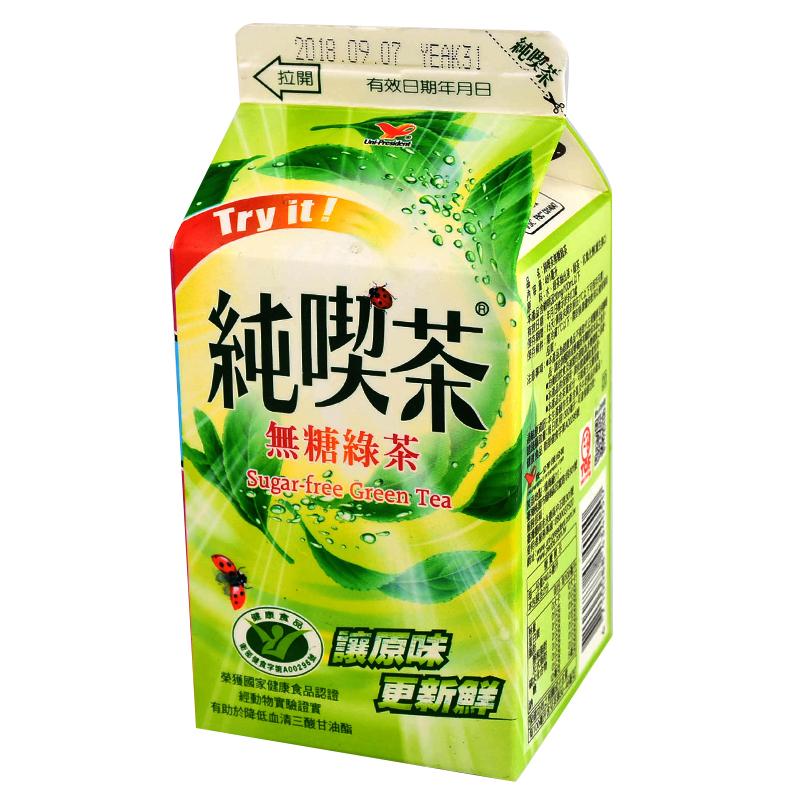 純喫茶(無糖綠茶)到貨效期約6-8天