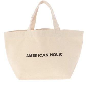 【5,000円以上お買物で送料無料】AMERICAN HOLIC エコバッグ 小