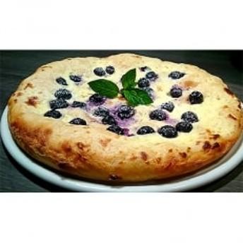 魚沼ブルーベリーのコシヒカリ米ぬかピザ3枚セット