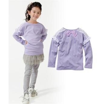 選べる5タイプ♪長袖トップス(女の子 子供服。ジュニア服) Tシャツ・カットソー