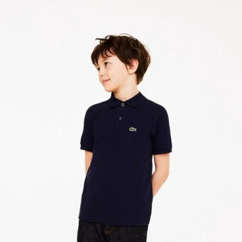 Boys ポロシャツ (半袖)