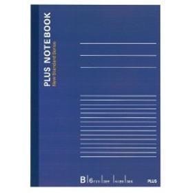 プラス  4977564438814 ノートブック NO-003BS-5P B5 B罫 5冊