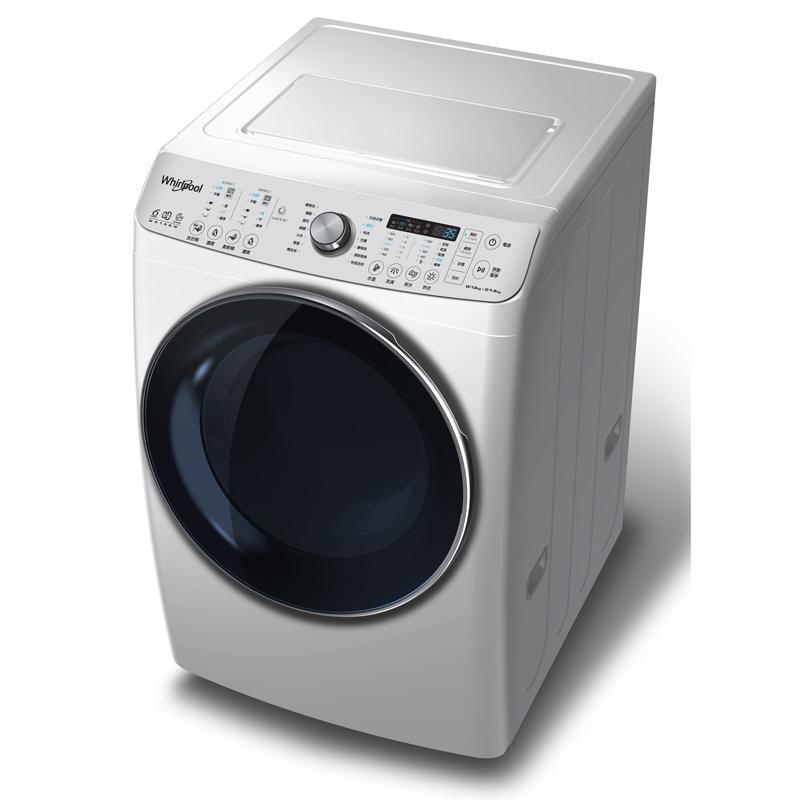 惠而浦WD13GW洗脫烘滾筒洗衣機13Kg