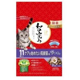 日清ペットフード ジェーピースタイル 和の究み 11歳から ケアを始めたい高齢猫用 2kg