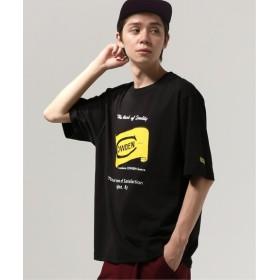 JOURNAL STANDARD 【COWDEN】プリントTシャツ1 ブラック L