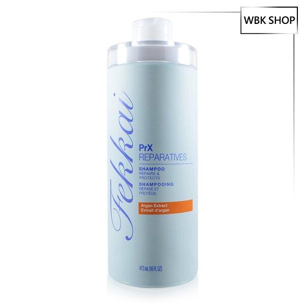 Frederic Fekkai PrX摩洛哥彈力深層修護洗髮乳 473ml PrX Reparatives Shampoo Argan Extract - WBK SHOP
