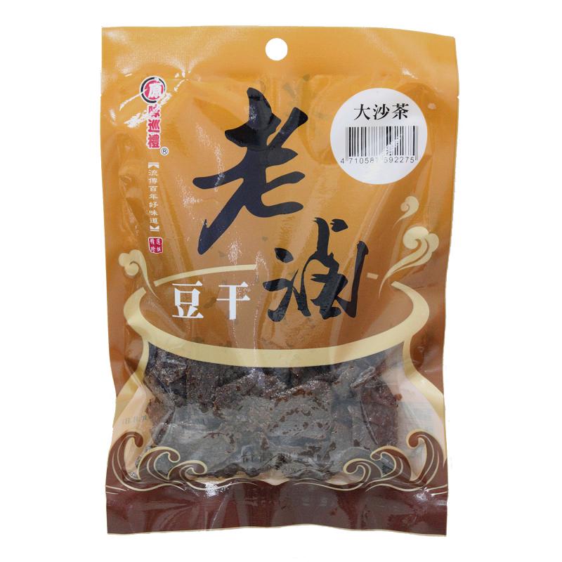原味巡禮老滷豆干-大沙茶